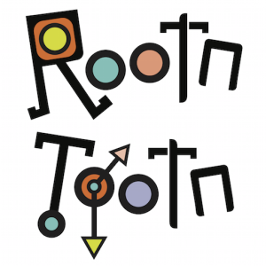 Rootn Tootn Logo